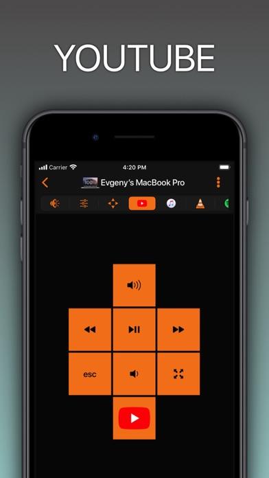 Remote Control for Mac/Win PCのおすすめ画像6