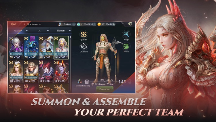 Summoners Glory: Eternal Fire
