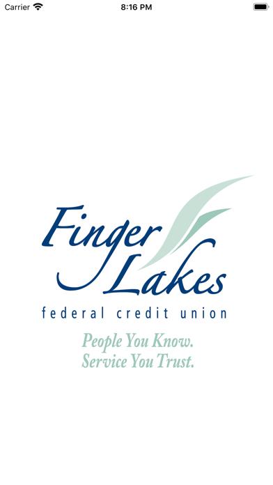 Finger Lakes FCU MobileScreenshot of 1