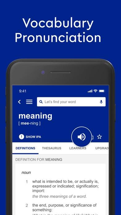 Dictionary.com Pro Englishのおすすめ画像4
