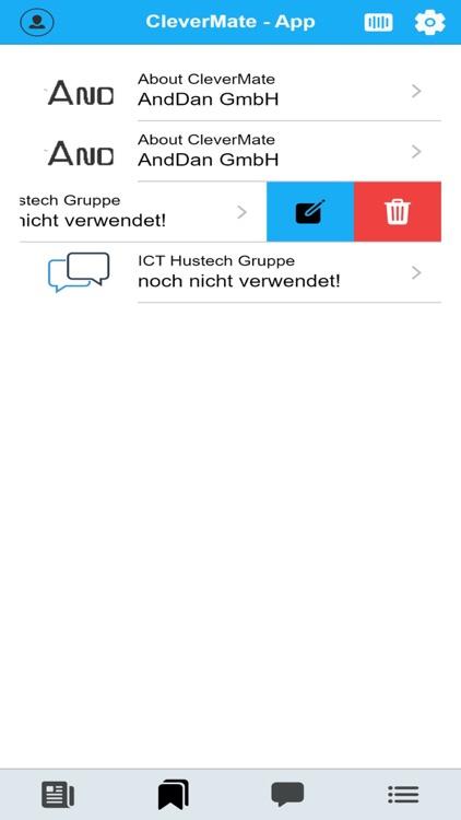 CleverMate - Subris GmbH screenshot-7