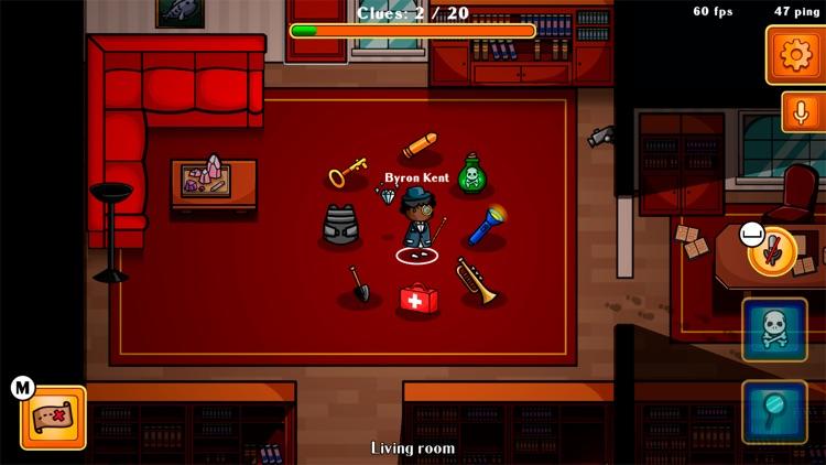 1 2 BLAME! Find Killer Agent screenshot-4