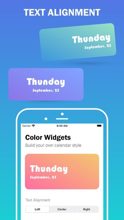 Color Widgets - Photo Widget