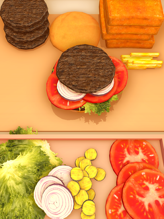 Burger Master 3D screenshot 4