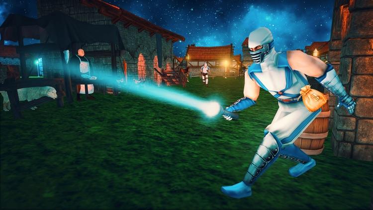 Village Thief Robbery Sim screenshot-3