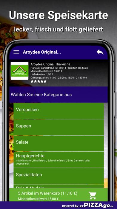 Aroydee Frankfurt am Main screenshot 4