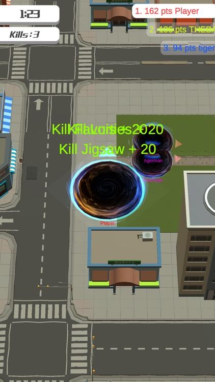 Black Hole : City War screenshot-0