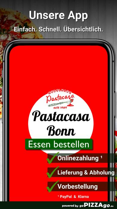 Nudelhaus Pastacasa Bonn screenshot 1