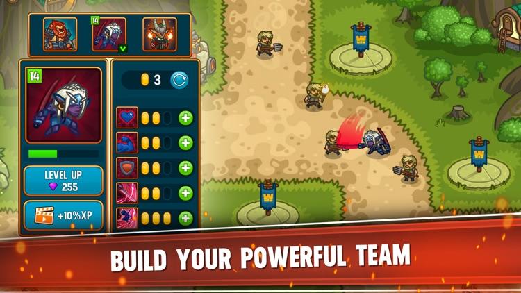 Tower Defense: Magic Quest screenshot-4