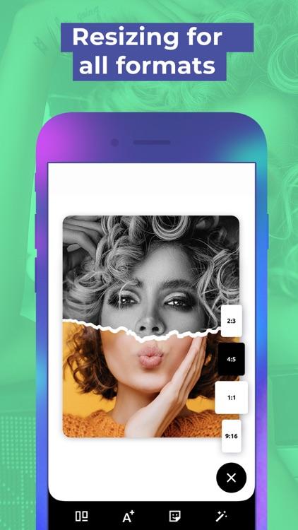Dazzle - Insta stories editor screenshot-4