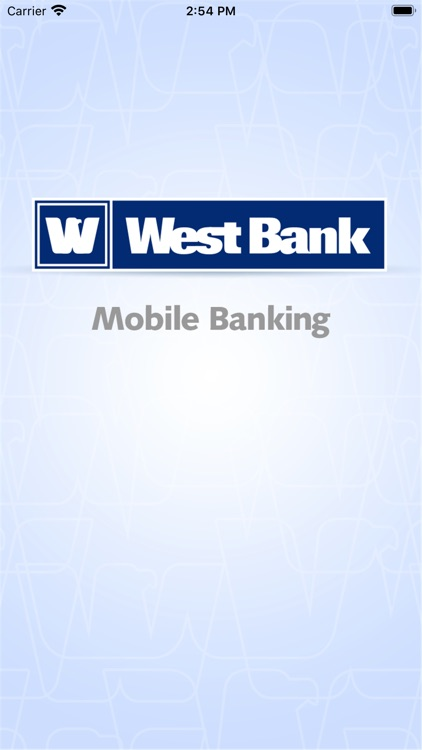 West Bank Mobile Banking