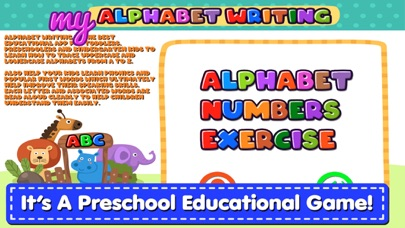My Alphabet Writing screenshot 3