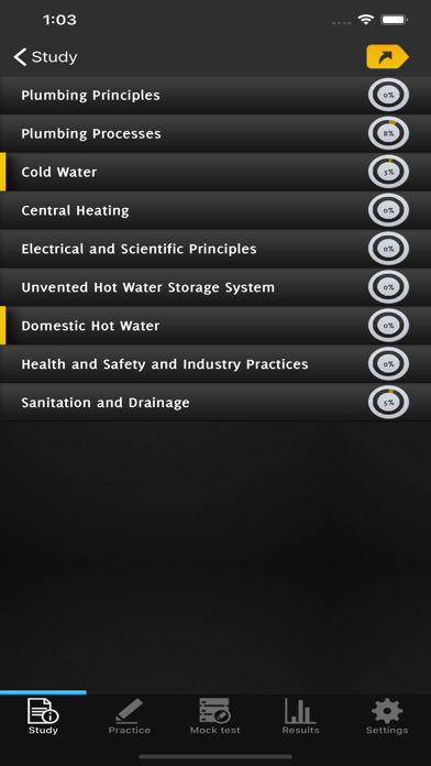 Level 2 Plumbing Exam Prep screenshot 3
