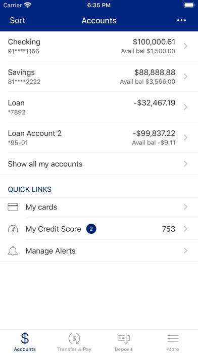 United Community Credit UnionScreenshot of 3