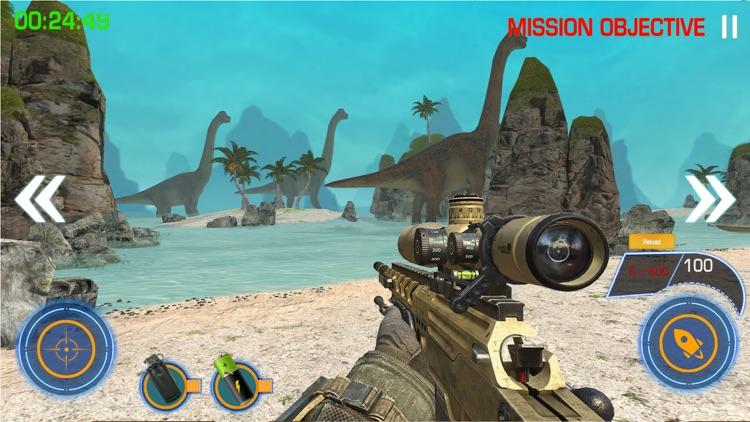 Dino Hunter Challenge screenshot-5