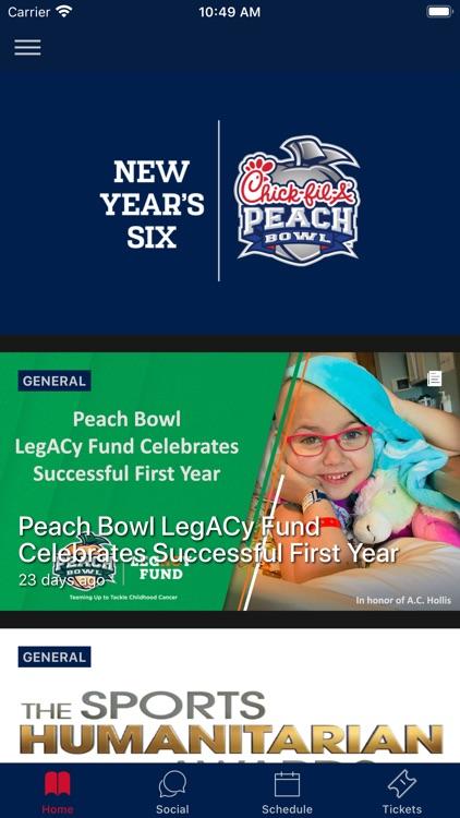 Peach Bowl, Inc.