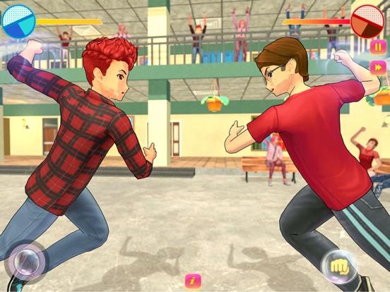 Anime School Yandere Love Life screenshot 6