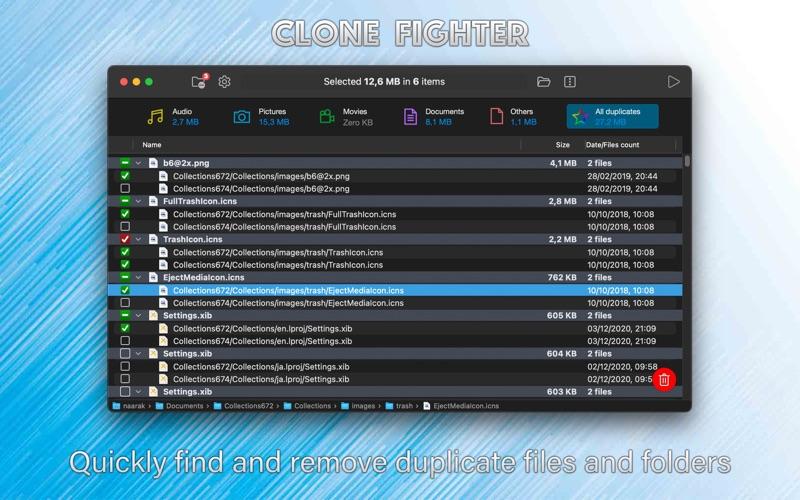 Clone Fighter Screenshots