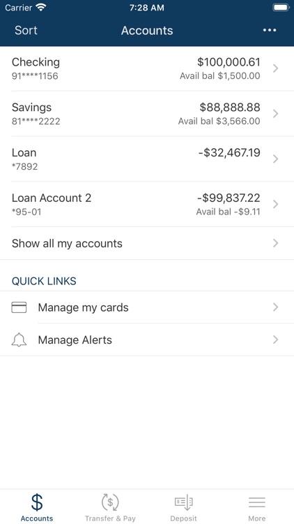 Home Bank Mobile