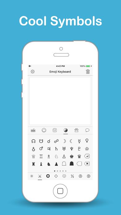 カラー絵文字 - 特殊文字記号・顔文字入力法 プロ版のおすすめ画像3
