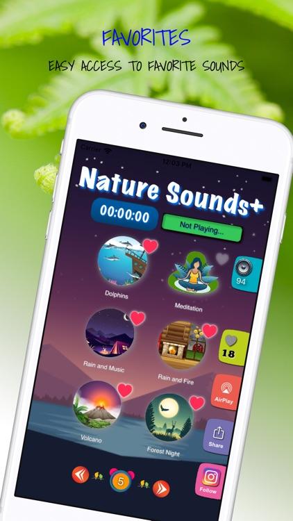 Nature Sounds + screenshot-4
