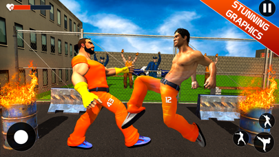 Prison Karate ring Bodybuilder screenshot 5