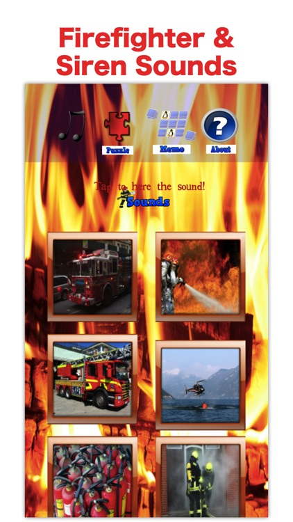 Firefighter & Fire Truck Games