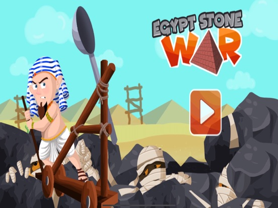 Egypt Stone War screenshot 4