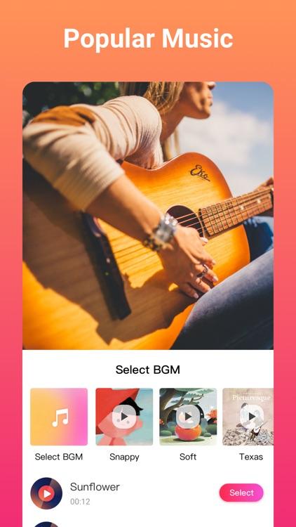 Slideshow Maker (SlidePlus) screenshot-3