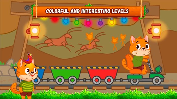Games for toddlers 3+ screenshot-5