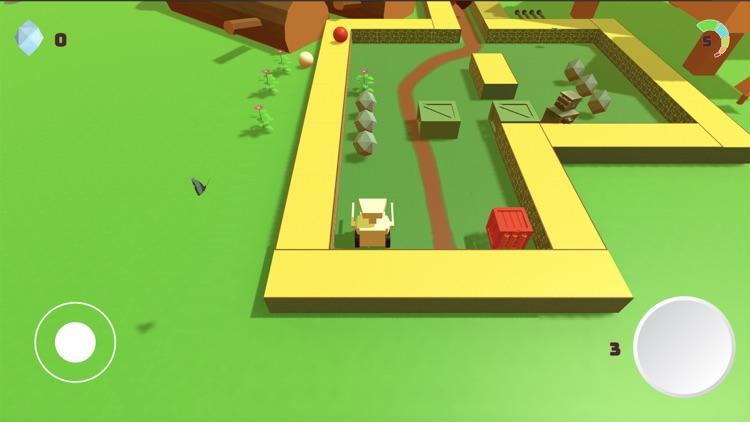 Super 3D Robot Challenge screenshot-3