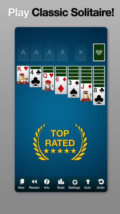 Solitaire by Solebon screenshot-0