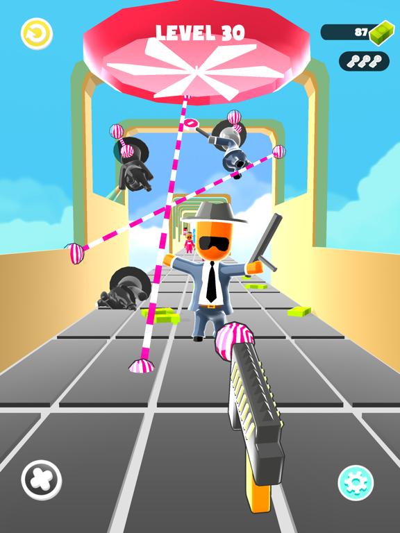 Rope Gun 3D screenshot 8