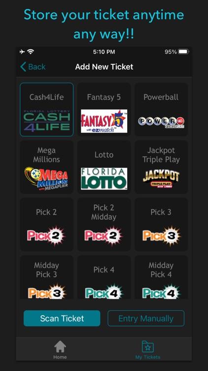 Florida Lottery Scan & Results screenshot-5