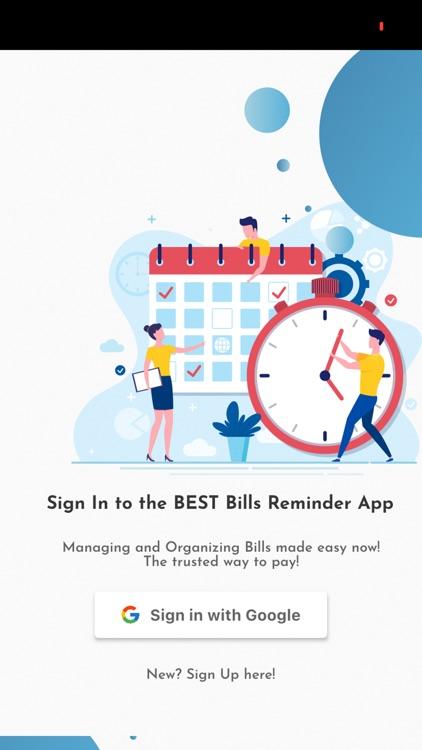 Bills Reminder Plus screenshot-5