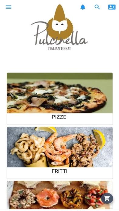 Pulcinella Pizzeria screenshot 1