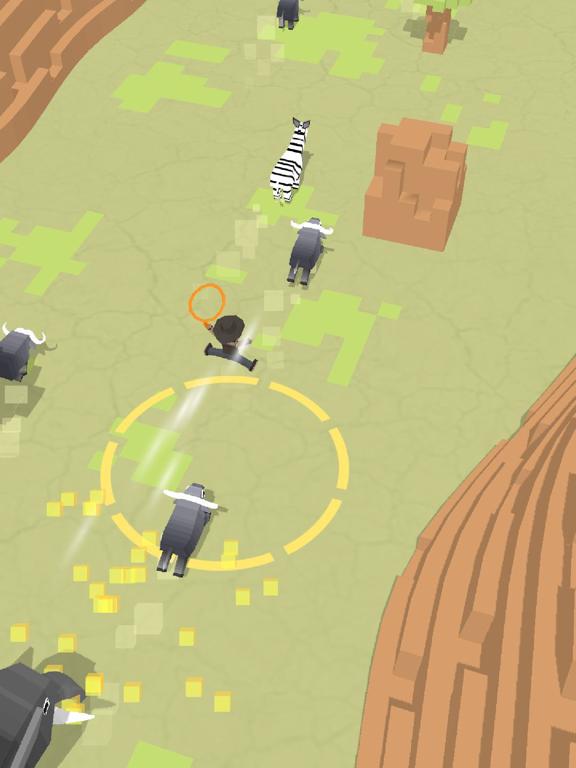 Safari Run: Endless Ride screenshot 11