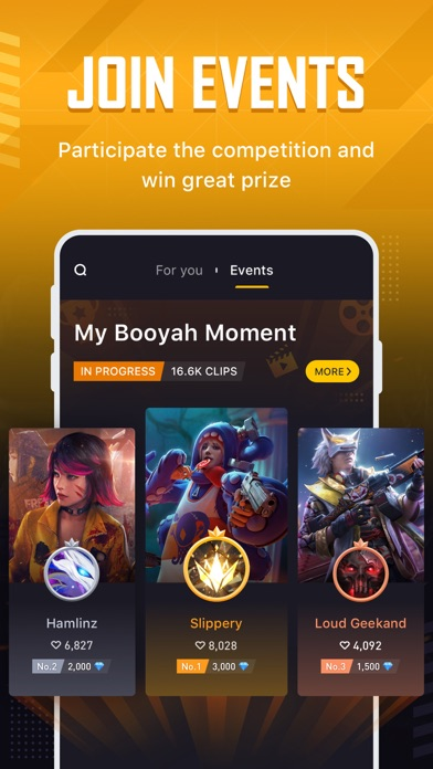 messages.download BOOYAH! Live software