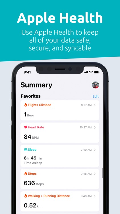 FITIV Sync for Fitbit Activity screenshot-4