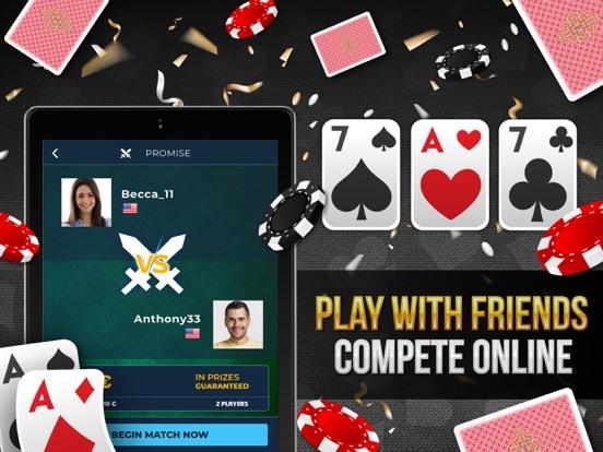 Poker - Win Cash Prizes screenshot 8