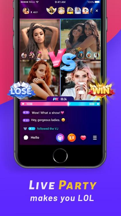 MICO: Make Friends, Live Chat screenshot-5