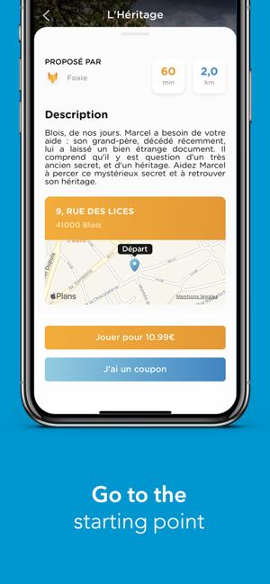 Foxie Jeux De Piste On The App Store