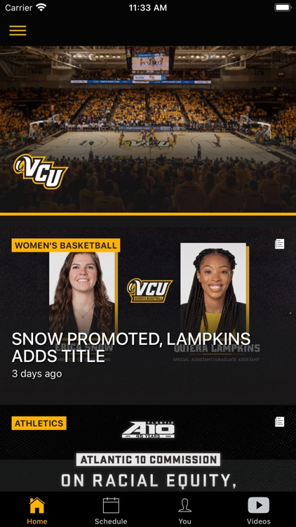 VCU Athletics