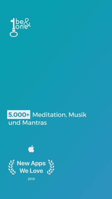 be&one: Meditation & SchlafScreenshot von 1