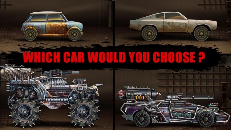 Zombie Hill Racing: Earn & Win screenshot-4