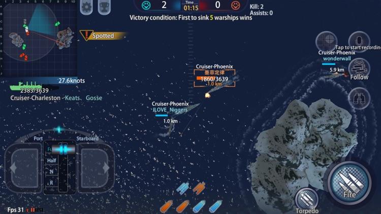 Warship Rising screenshot-5