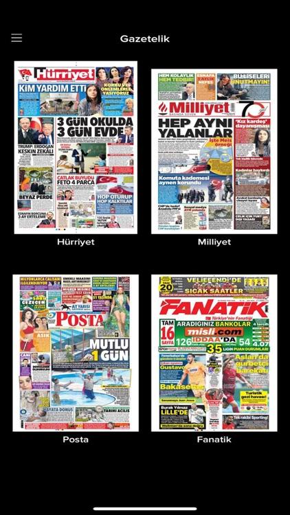 Gazetelik – Günlük Gazeteniz