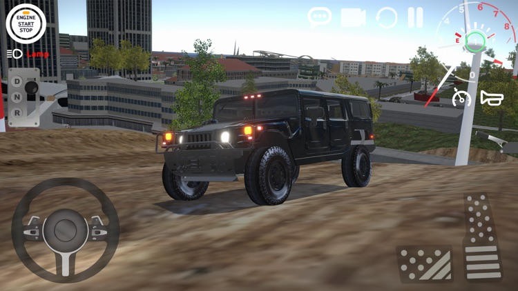Fast&Grand Car Driving Sim screenshot-3