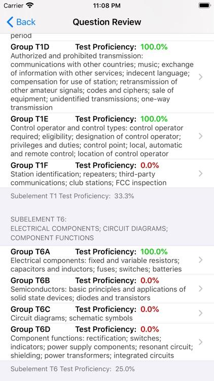 HAM Test Prep Lite: Technician screenshot-4