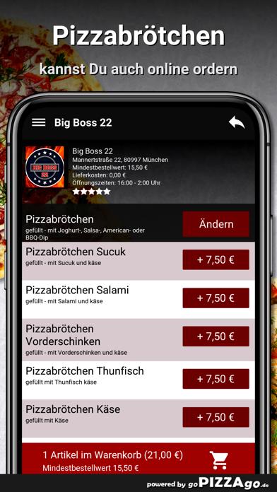 Big Boss 22 München screenshot 5